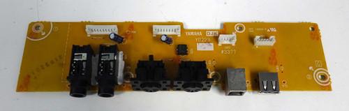 Yamaha PSR-A2000 DJK Jack Board