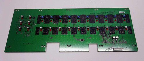 Roland RD-2000 Panel A Switch Board