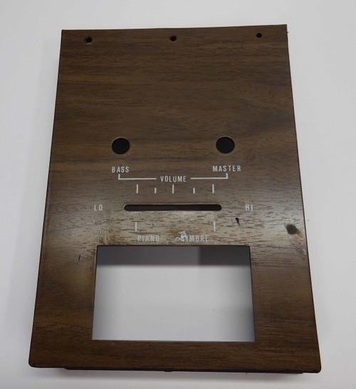 Univox Compac CP-115B Control Panel Cover