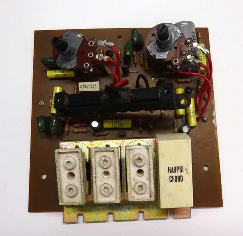 Univox Compac CP-115B Control Board