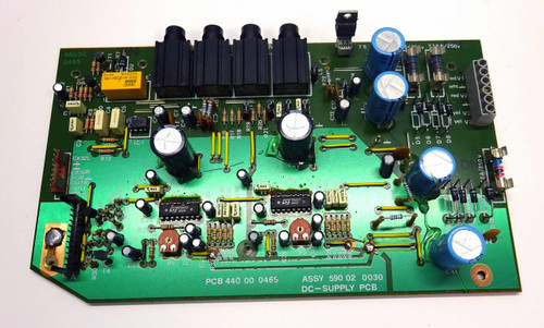 Roland E-20 DC Supply Board