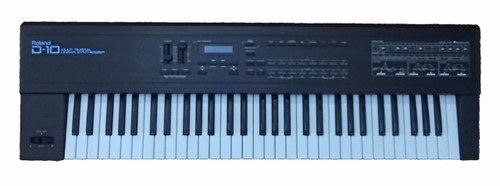 Roland D-10 Multi Timbral Linear Synthesizer