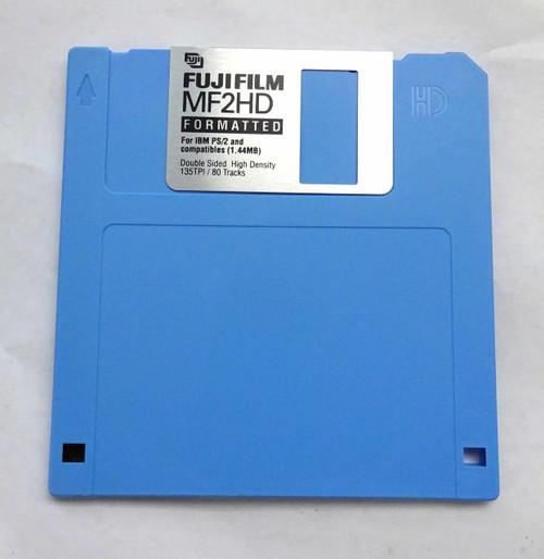 MF2HD 1.44 Floppy Disks