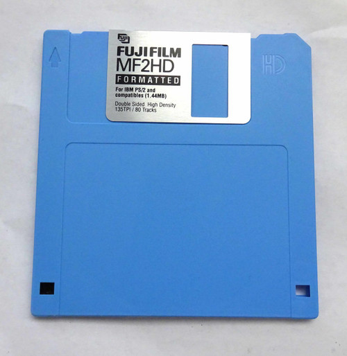 MF2HD 1.44 Floppy Disks