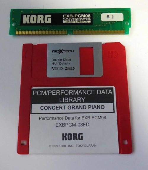 EXB-PCM08 Concert Grand Piano