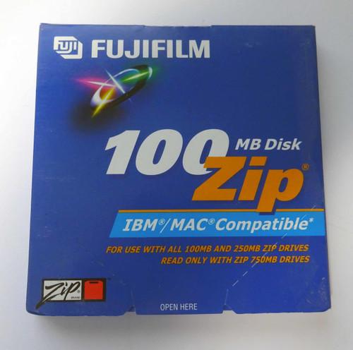 Fujifilm Zip 100 Disk