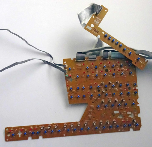 Yamaha PSR-3000 PNL & PNCL Panel Boards