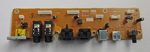 Yamaha PSR-3000 DJK Jack Board (AS IS)