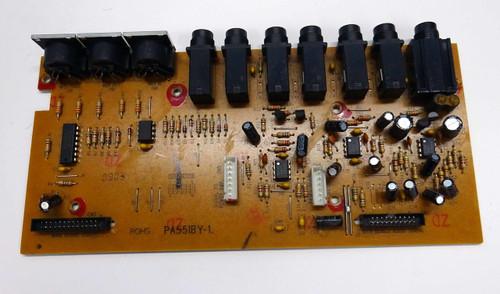 Jack Board for Korg PA-50