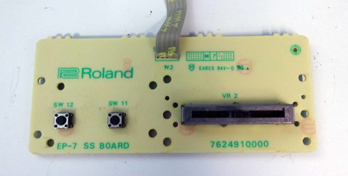 Roland EP-7 SS Board