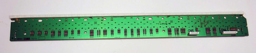 Low Note Key Contact Board for Yamaha MOXF6