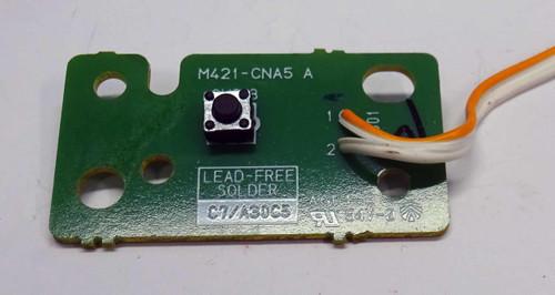 Casio Privia PX-575R Switch Board (CNA5A)