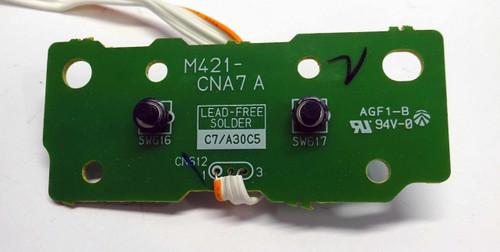 Casio Privia PX-575R Switch Board (CNA7A)