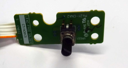Casio Privia PX-575R Volume Board (CNA2A)