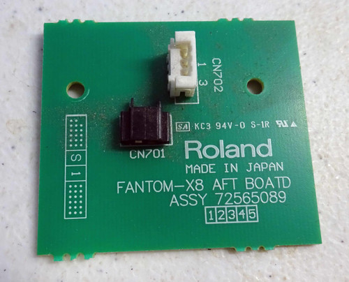 Roland Fantom X8 After Board Assembly