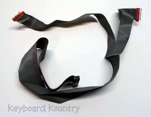 Kurzweil SP76 Main Board to Keyboard Ribbon Cable