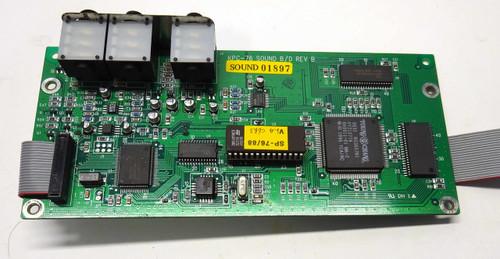 Kurzweil SP76 Audio Sound Board