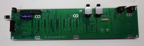 Kurzweil SP76 Controller Board Complete with Buttons