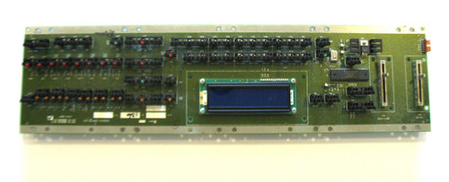 Ensoniq KT-76 Display/Data Entry Board