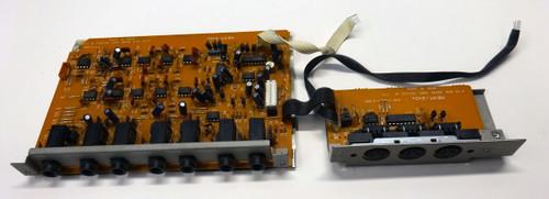 Roland U-20 Jack and MIDI Boards