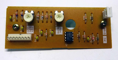 Aftertouch Pressure Board for Korg i3
