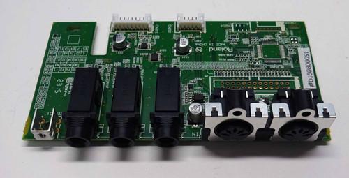 Roland FA-08 MIDI Board