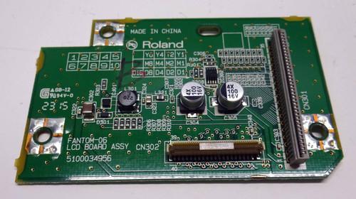 Roland FA-06/08 LCD Board
