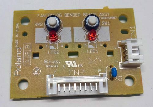 Roland FA-06/08 Bender Board