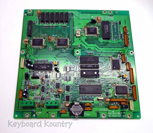 Roland D-50/D550 Main Board