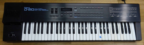 Roland D-20 Multi-Timbral Synthesizer