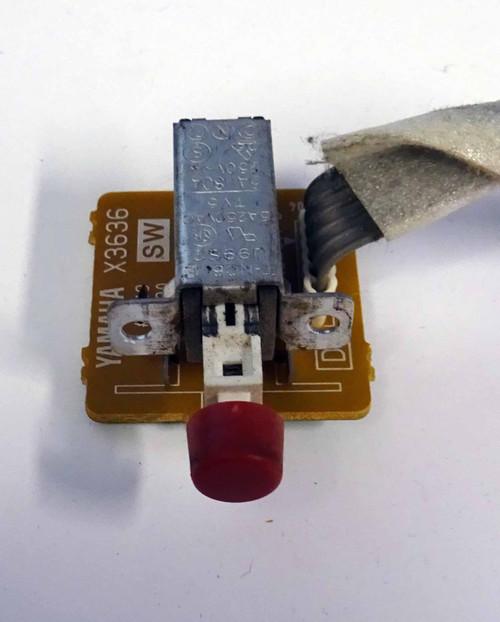 Yamaha PSR-2100 SW Power Switch Board
