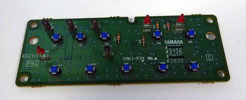 Yamaha PSR-2100 PN4 Panel Board