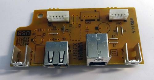 Yamaha Motif ES 6/7/8 USB Board