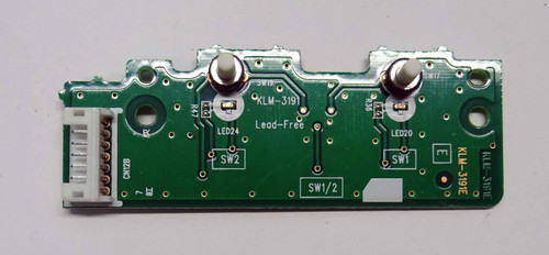 Korg Kross Mod Wheel Panel Button Switch Board KLM-3191