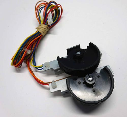 Korg Kross Pitch Bend/Mod Wheel Assembly