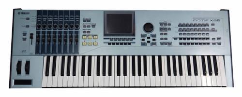 Yamaha Motif XS6 Professional Workstation