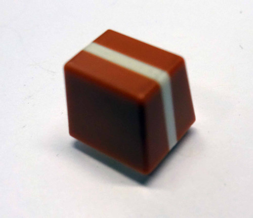 Casio CT-102 Small Dark Tan Slider Knob