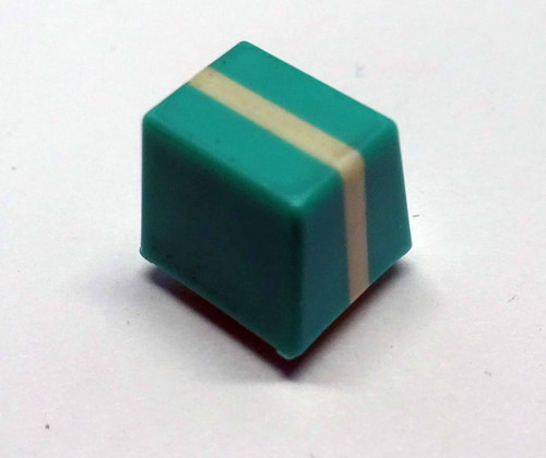Casio CT-102 Small Teal Slider Knob