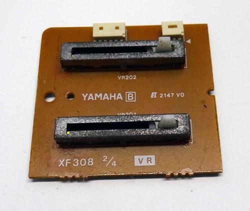 Yamaha V50 Volume Slider (VR) Board