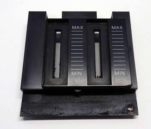 Plastic Slider Panel for Yamaha V50