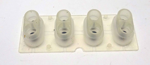 Casio Privia PX-130 4 Note Rubber Key Contact Strip