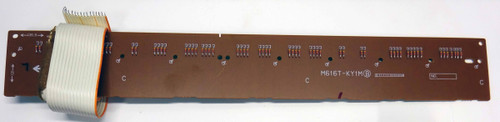 Casio CTK-550 Lower Key Contact Board