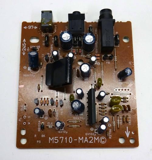 Casio CTK-550 Ma2M Sub Board