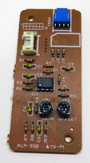 Korg N364 Aftertouch Sensor Board (KLM-938)