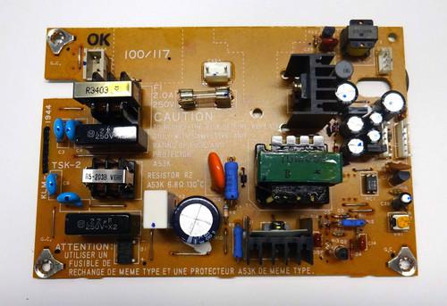 Korg N364 Power Supply board (KLM-1944)