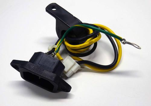 Korg N364 Power Inlet Assembly