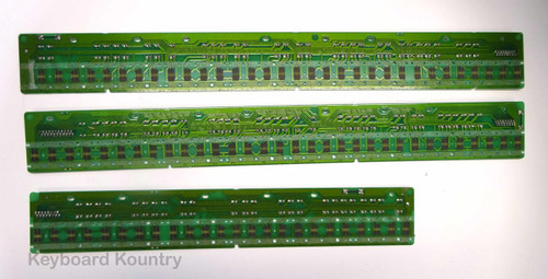 Replacement Key Contact Boards for Roland Fantom X8