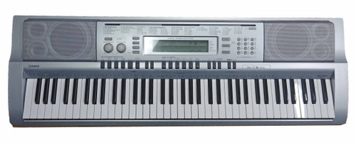 Casio WK-210 76 Key Portable Keyboard