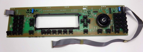 Kurzweil K2500 Panel Board Complete with Buttons