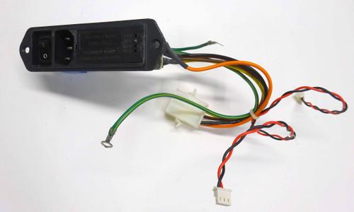 Kurzweil K2500 Power Input Module